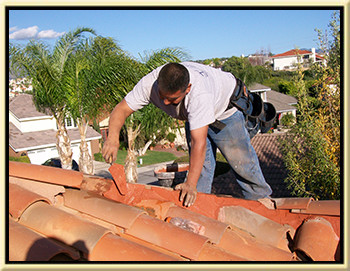 orange county tile roof tune up - brian atkins