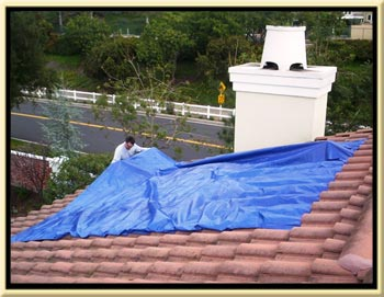 Orange County Emergency Roof Service