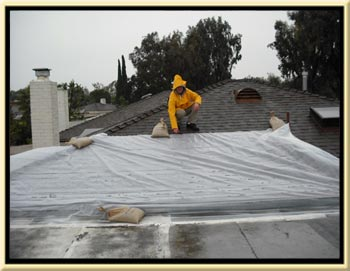 Emergency Tarping Orange County