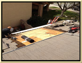 Rancho Santa Margarita Dry Rot Replacement
