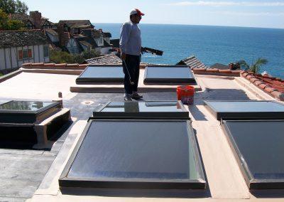 416844818 laguna beach skylight installation
