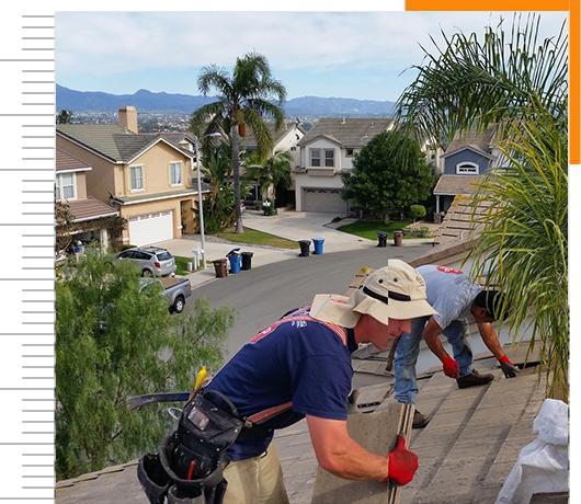orang county roof inspectors