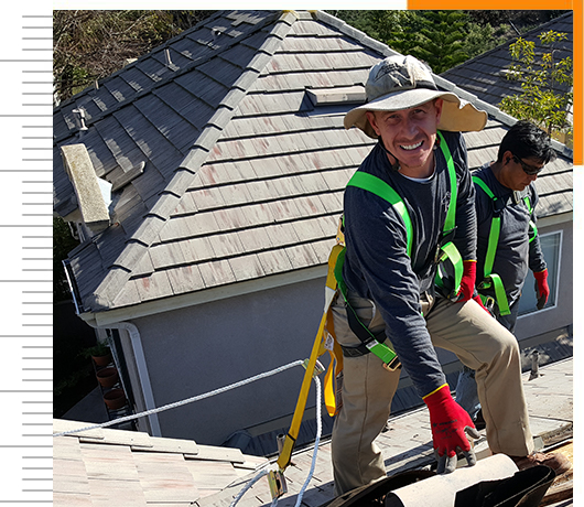 sounth county roof inpections